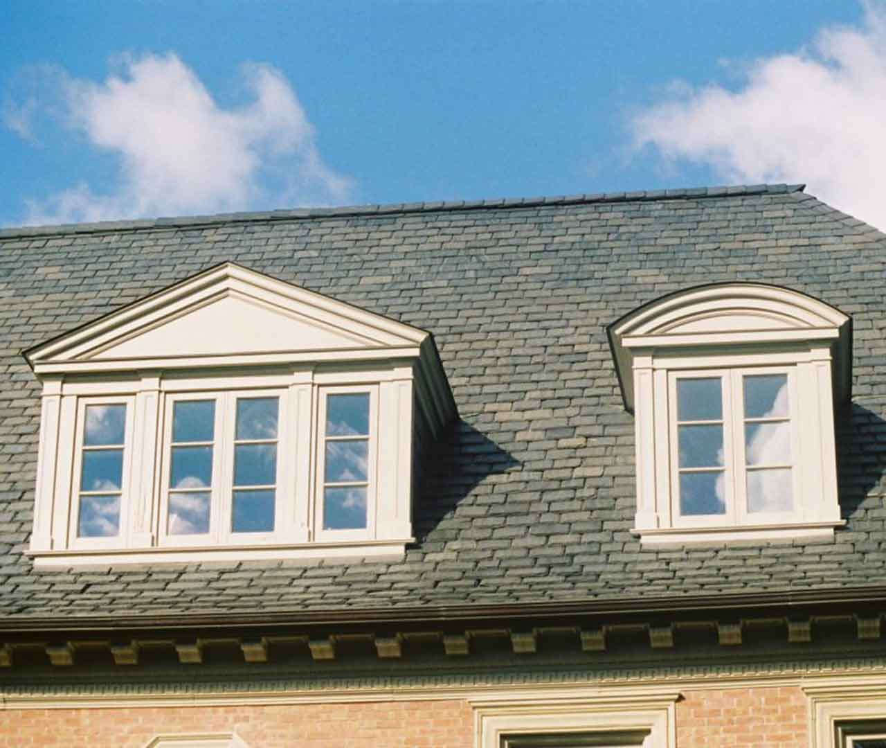 accomplished slate roof