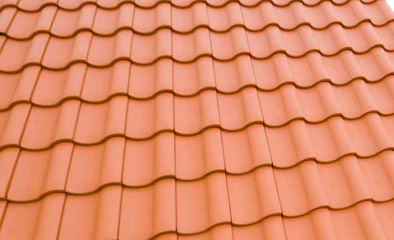 tile roofing project in indianapolis