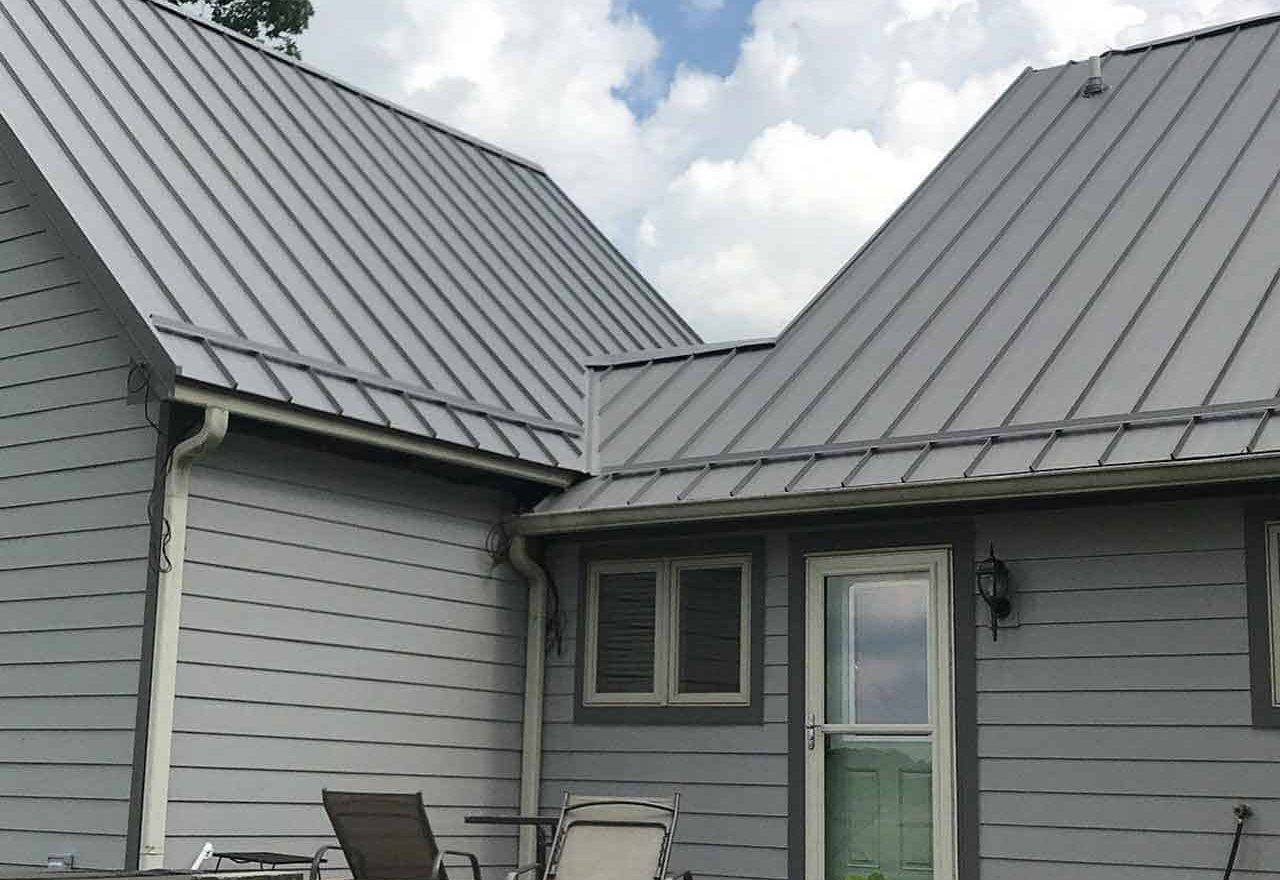 roofing for a home